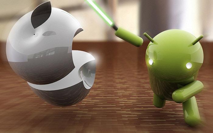 Was sind die Unterschiede zwischen iOS- und Android-Betriebssystemen?