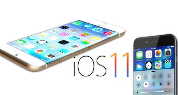 iOS 11 : Gerüchte und Erwartungen
